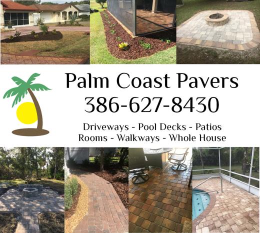 Palm Coast Pavers Services
